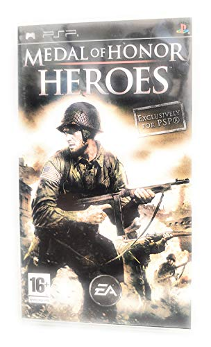 Medal of Honor: Heroes (PSP) [IMPORTACIÓN INGLESA]
