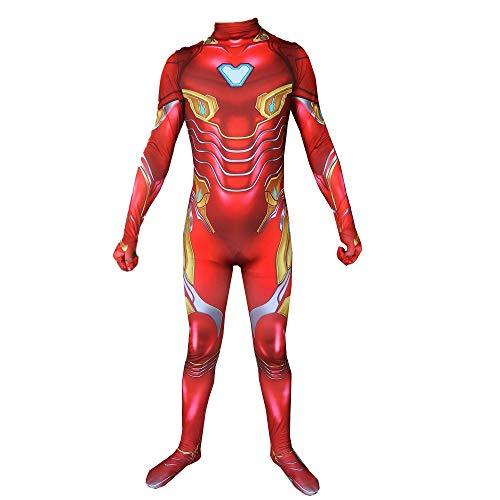 - Iron Man T Shirt Und Maske Kostüme