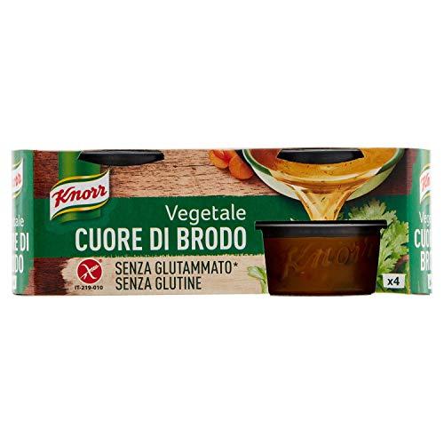 Knorr Cuore di Brodo Vegetale - 112g