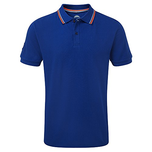 Gulf Collection Racing Polo Shirt Blau 2017 Erwachsene XXXL blau