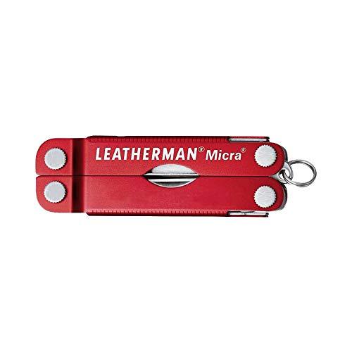 Leatherman Micra Multifunktionswerkzeug red