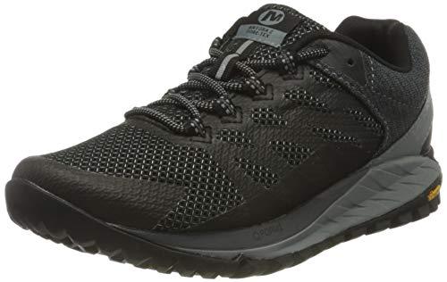 Merrell ANTORA 2 GTX, Zapatillas para Caminar Mujer, Negro (Black), 37 EU