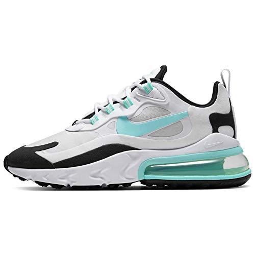 Nike Womens Air Max 270 React Casual Running Shoe Cj0619-001 Size 8