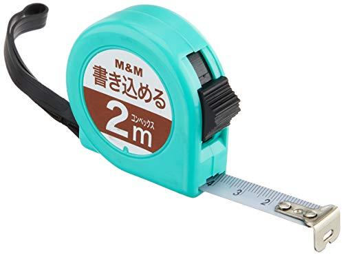 高儀 M&M 書き込めるコンベックス 幅13mm×2m