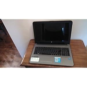 "HP Turbo Silver 15.6"" 15-ac143wm Laptop PC with Intel Core i5-5200U Processor, 6GB Memory, 1TB Hard Drive and Windows 10 Home"