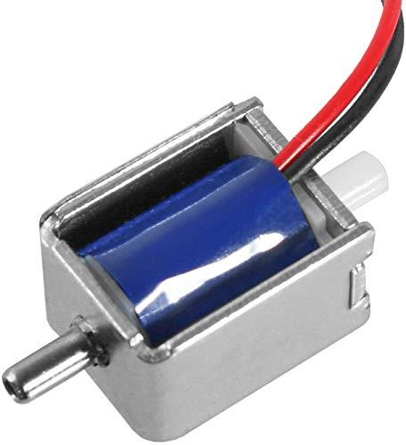 12V Magnetventil in 2 Varianten Öffner oder Schliesser, Flüssigkeit, Pneumatik, Ventil, Elektroventil, Wasser (Stromlos geschlossen)