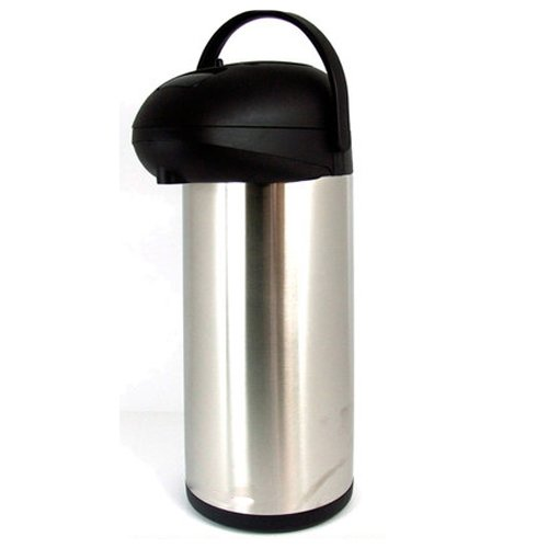5L AIRPOT Garden Tea Coffee Stainless Steel AIR Pot HOT Drinks Flask Travel Vacuum