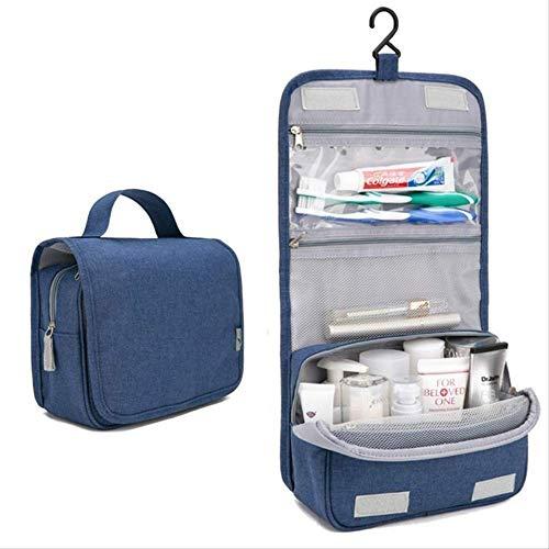 HZP Draagbare reistas, cosmetica-organizer, ondergoed, toilettas, organizer, koffer, make-up, organizer, wasbaar, opbergtas