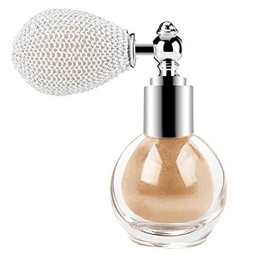 Shimmering Spray Powder Sparkle Powder, Glitter Dust Spray Gloss...