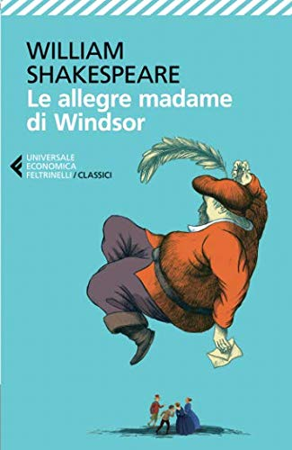 Le allegre madame di Windsor. Testo inglese a fronte