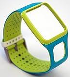 Tomtom Comfort Strap Slim NEON Green/Blue Runner...
