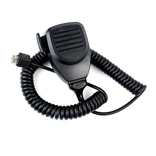 Babysbreath Micro Micrófono Altavoz 8 Pin para Kenwood Radio Móvil KMC 30...