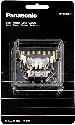 Panasonic Professional 5025232885060 Ersatzscherkopf WER 9901 X-Taper Blade für ER-GP80 und ER-GP81