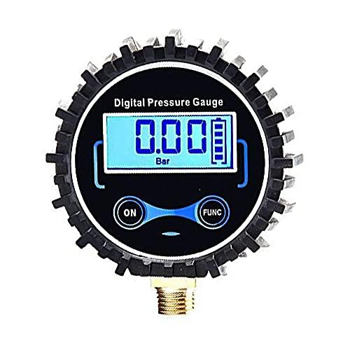 Sistema De Control De PresióN De NeumáTicos Coche Sistema de monitoreo de presión de neumáticos Medidor de presión de neumáticos digitales Bicicleta de coche Motocicleta Tester de neumáticos Monitor d
