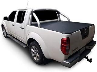 Nissan Navara Dual Cab 4WD STX / ST D40 2006 to June 2015, Sports Bar Clip On Ute Tonneau Cover. Tuff Tonneaus Ute Covers ...