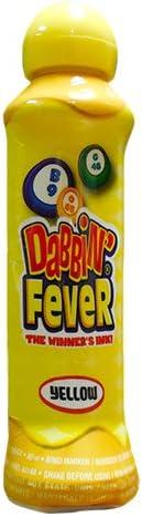 Dabbin' Detroit Mall Fever Max 58% OFF 3oz Yellow Bingo Dauber