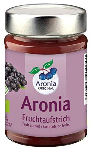 Aronia Original Bio Aronia Fruchtaufstrich Bio FHM (6 x 200 gr)