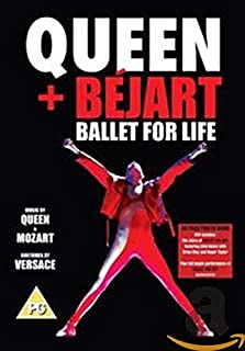 Queen + Béjart-Ballet for Life [Édition Digibook] [Édition Digibook]