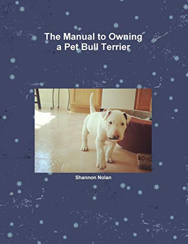 The Manual to Owning a Pet Bull Terrier