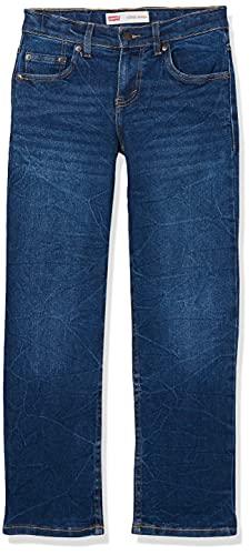 Levi\'s Kids Jungen Lvb-Stay Loose Taper Fit Jeans, Prime Time, 12 Jahre
