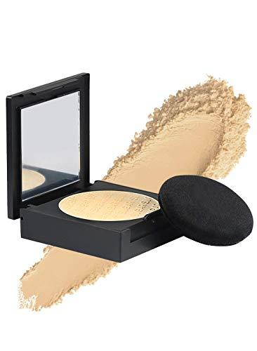 SUGAR Cosmetics Powder Play Banana Compact