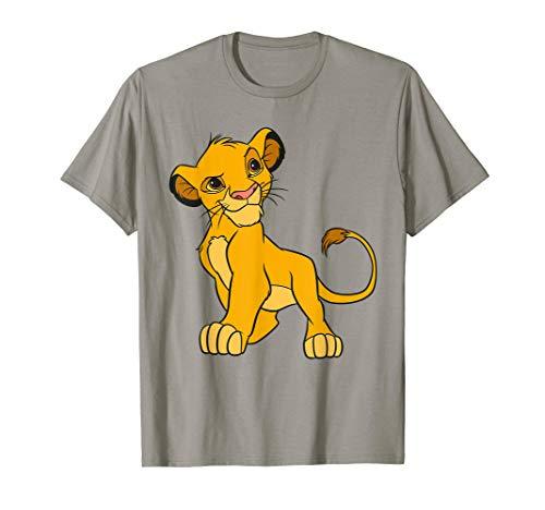 Disney The Lion King Young Simba Walking T-Shirt