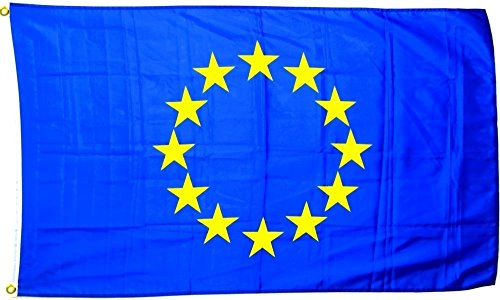 Fahne Flagge Europa 90 x 150 cm