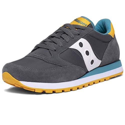 Saucony Sneakers Jazz Original in Camoscio e Nylon 10,5