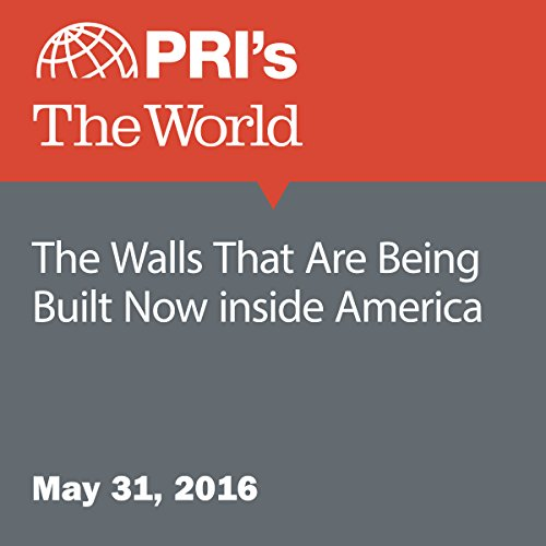 The Walls That Are Being Built Now Inside America audiobook cover art
