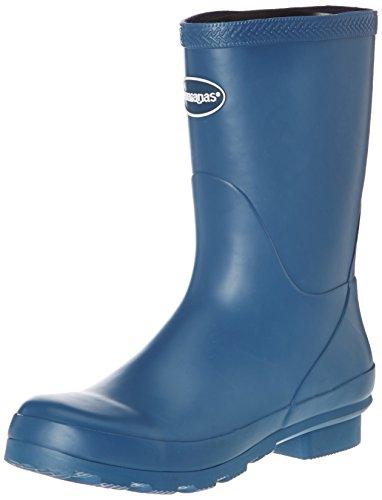 Havaianas Helios Mid, Bottes de pluie mixte adulte - Bleu (Misty Blue 0101), 35 EU