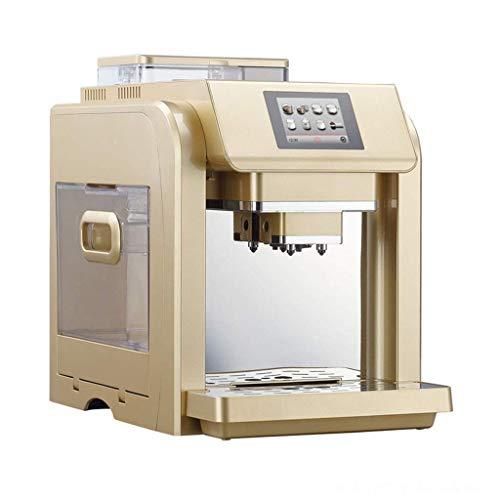 Cafetera Máquina de café Cafetera, Máquina de espresso, Control de WiFi, Máquina de Cafetería de Bomba, Oficina Automática for Menuqueria y Comercial Oficina de Máquinas, Hogar, Negocios, Fiesta para