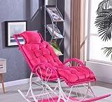 Desy salón silla cojines silla mecedora cojín...