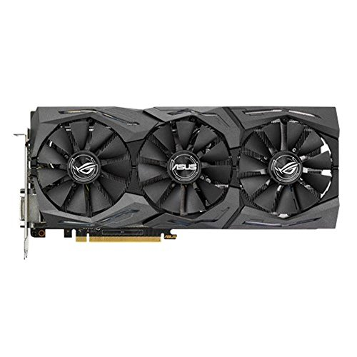 Asus GeForce ROG Strix GTX 1060 Scheda Grafica da 6 GB,...