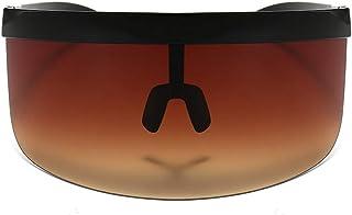 Docooler - Docooler - Gafas de protección solar de media cara, protección contra rayos UV para deportes al aire libre