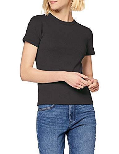 Petit Bateau 5340817 T-Shirt, Noir (Noir 1p7), Large/20 Ans Womens