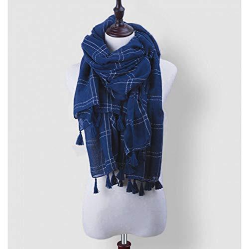MYTJG Lady sjaal zijden sjaal mode winter sjaal dames sjaal en sjaal lente en herfst dames warme sjaal