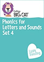 Phonics for Letters and Sounds Set 4 (Collins Big Cat Sets)