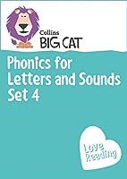 Phonics for Letters and Sounds Set 4 (Collins Big Cat Sets)