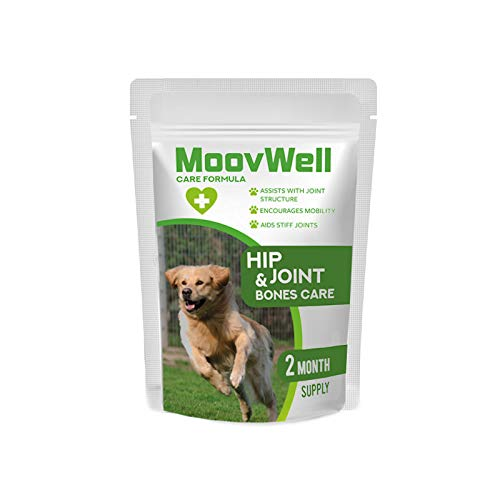 MoovWell Dog Joint Supplement