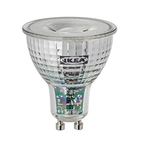IKEA Tradfri LED-Leuchtmittel, GU10, 400 Lumen, dimmbar, 2700 K, 604.200.41, 2 Stück