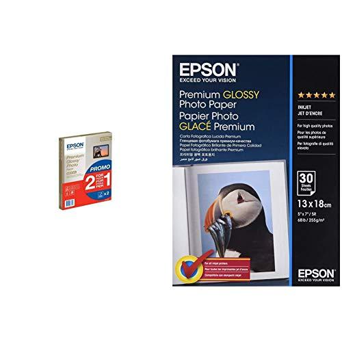 Papel Fotografico Epson Glossy Marca Epson