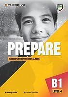 Prepare Level 4 Teacher's Book with Digital Pack (Cambridge English Prepare!)