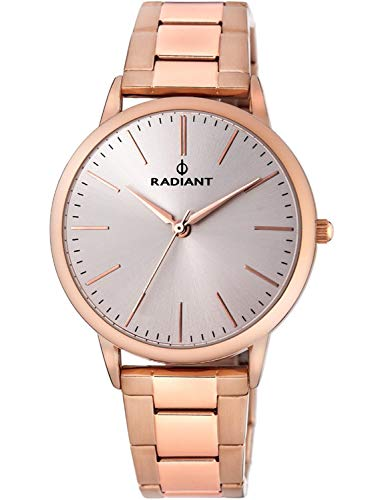 Radiant Reloj Analógico para Mujer de Cuarzo con Correa en Acero Inoxidable RA424204