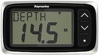 Raymarine i40 Digital Depth Sounder with Thru-hull Transducer