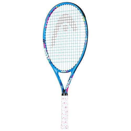 HEAD Unisex Jugend Maria 25 Tennis Racket, mehrfarbig, 8-10 Jahre