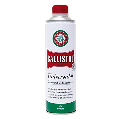 G8DS Ballistol 500 ml Universalöl Waffenöl 1092