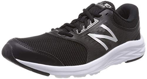 New Balance 411, Zapatillas de Running para Hombre, Negro (Black Black), 41.5 EU