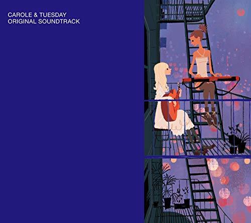 【メーカー特典あり】 TVアニメ 「キャロル&チューズデイ」 オリジナルサウンドトラック (CD)(メーカー特典 : ロゴステッカー~付)