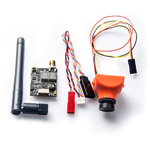 AKK TC1 Micro 600TVL FPV Kamera mit 5.8G 40CH AV Sender für FPV Racing Drone und FPV Multicopter