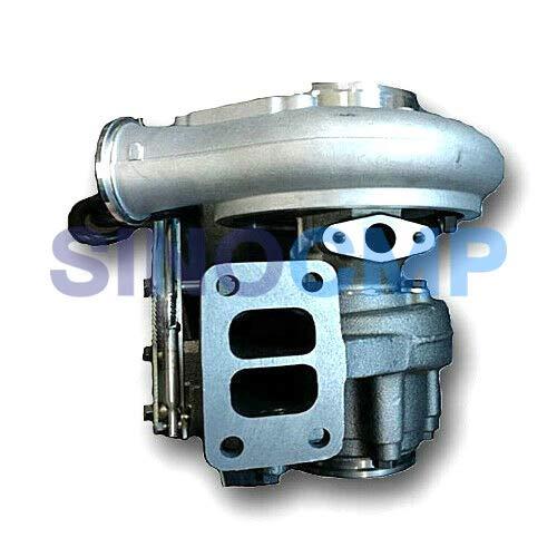 Turbocharger 4038597 Turbocharger - SINOCMP Turbocharger for Cummins QSB 6.7L Engine Komatsu PC200-8 Excavator, 3 Month Warranty